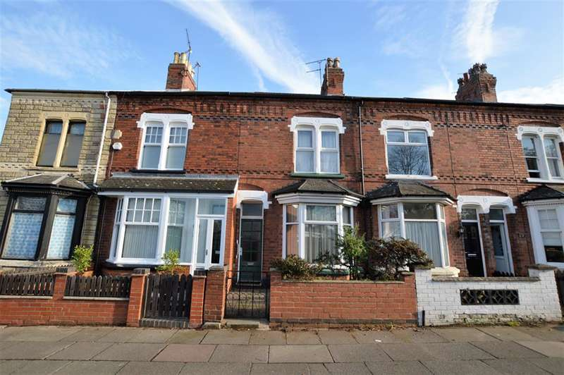 2 Bedrooms Terraced House for sale in Milligan Road, Leicester, LE2 8FD