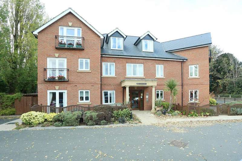 2 Bedrooms Retirement Property for sale in Pegasus Court, Leicester Road, Market Harborough