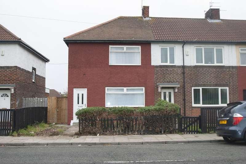 3 Bedrooms Semi Detached House for sale in Jesmond Gardens , Hartlepool TS24