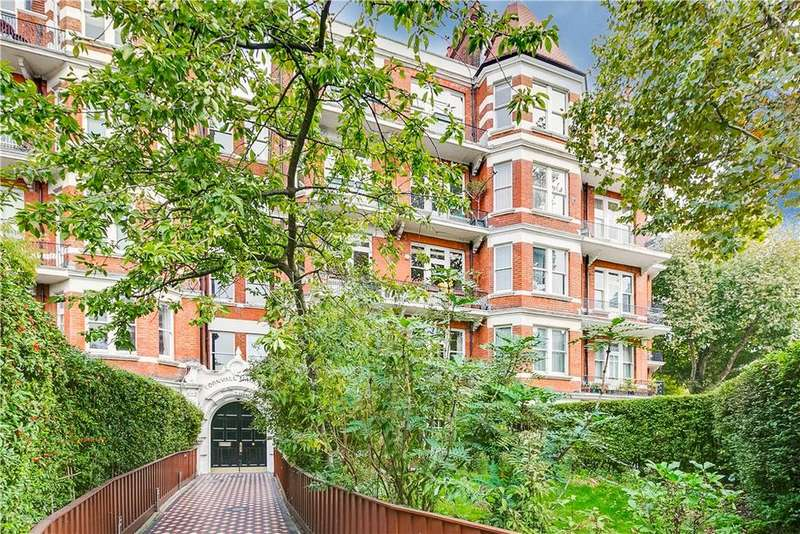 3 Bedrooms Flat for sale in Cornwall Mansions, Cremorne Road, London, SW10