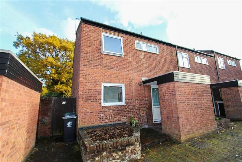 2 Bedrooms End Of Terrace House for sale in Austen Close, Loughton, Essex