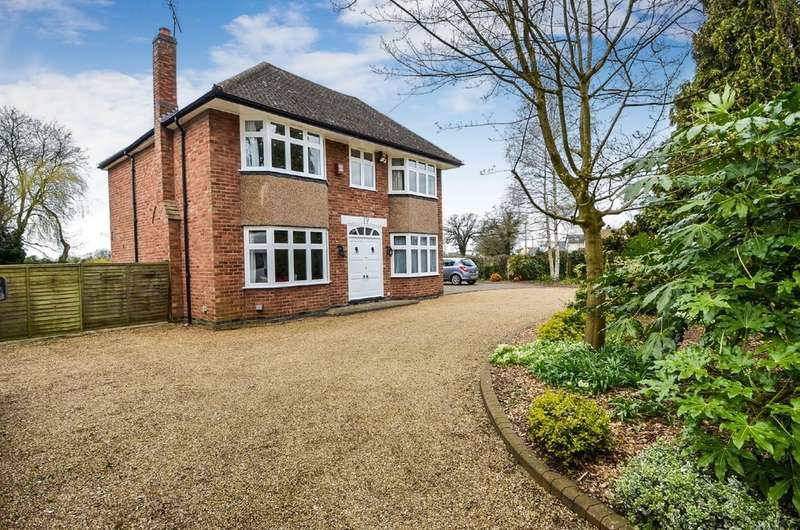 5 Bedrooms Detached House for sale in Cawston Lane, Dunchurch, Rugby