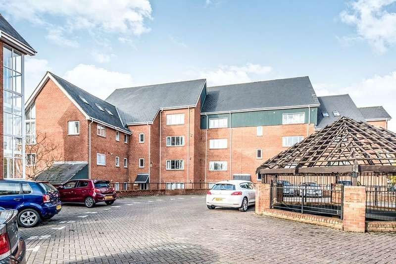 2 Bedrooms Flat for sale in Heron Quay, Bedford, MK40