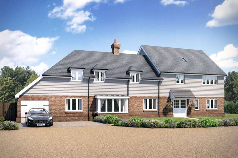 6 Bedrooms Detached House for sale in Honeypot Lane, Edenbridge, Kent, TN8