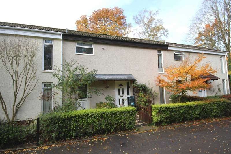 3 Bedrooms Terraced House for sale in Donnybrook, Bracknell