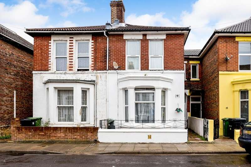 4 Bedrooms Semi Detached House for sale in Pains Road, Southsea, PO5