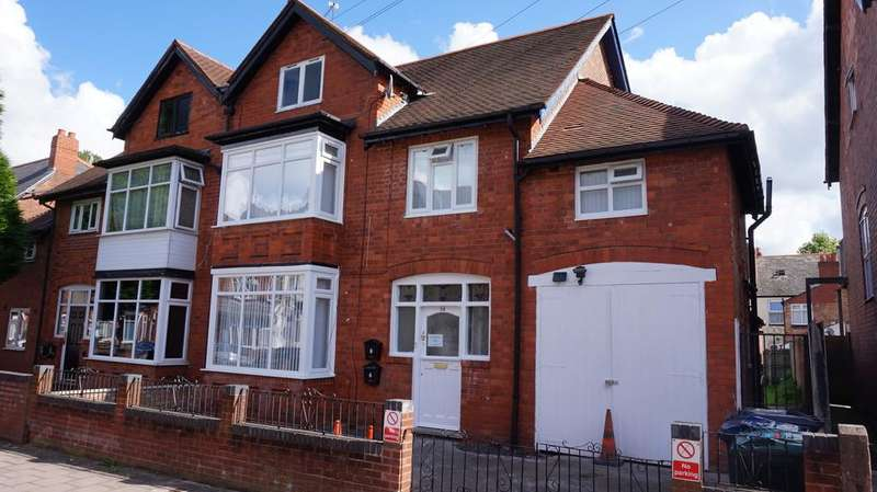 5 Bedrooms Semi Detached House for sale in Whitehall Road, Handsworth, Birmingham