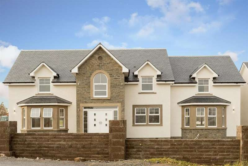 5 Bedrooms Detached House for sale in The Heathers, Murthly, Perth
