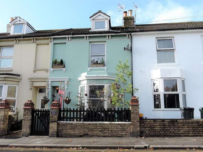 4 Bedrooms Terraced House for sale in Portslade