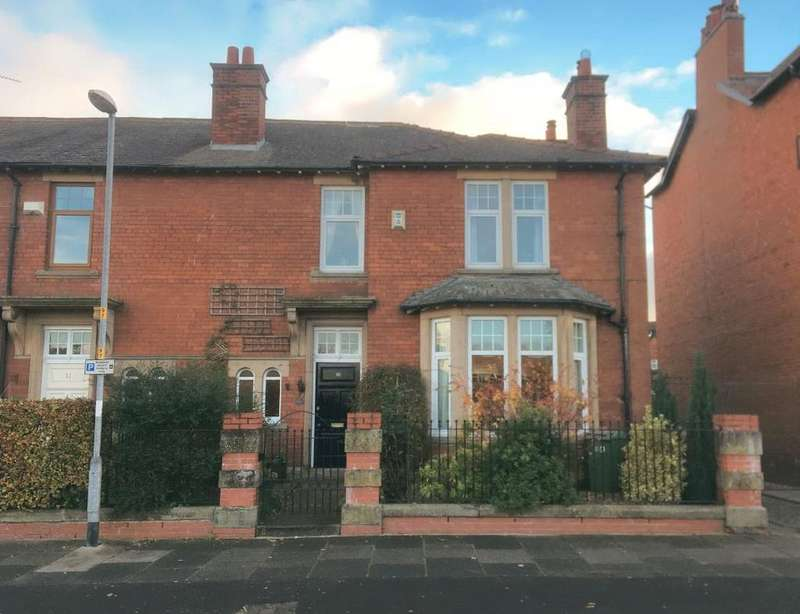 4 Bedrooms Semi Detached House for sale in 10 Strand Road, Carlisle, Cumbria