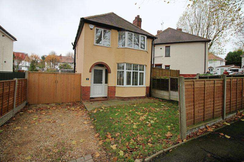 3 Bedrooms Detached House for sale in Somery Road, Dudley