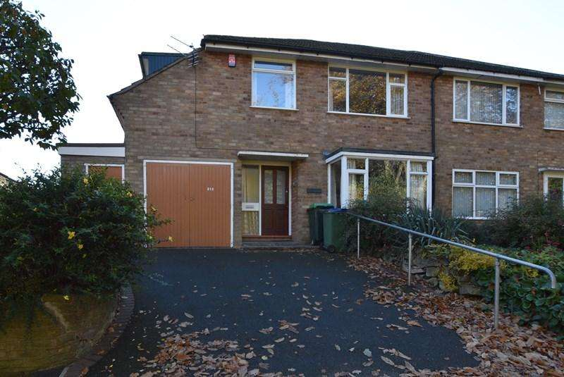 4 Bedrooms Semi Detached House for sale in Lightwoods Hill, Smethwick