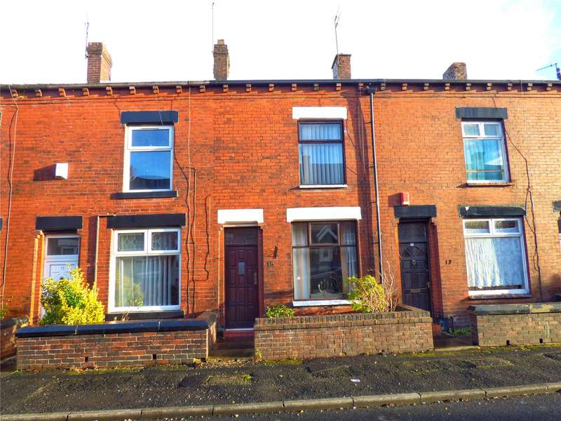 2 Bedrooms Terraced House for sale in Smyrna Street, Clarksfield, Oldham, Greater Manchester, OL4