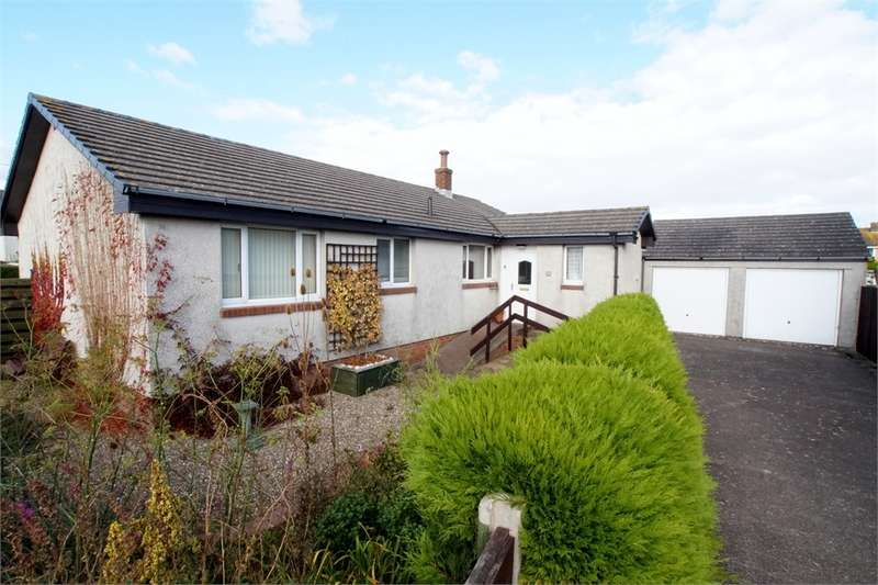 3 Bedrooms Detached Bungalow for sale in CA7 4RB Moricambe Park, Skinburness, Silloth, Cumbria