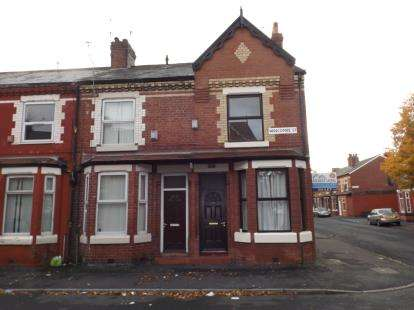 2 Bedrooms Terraced House for sale in Wincombe Street, Moss Side, Manchester, Greater Manchester
