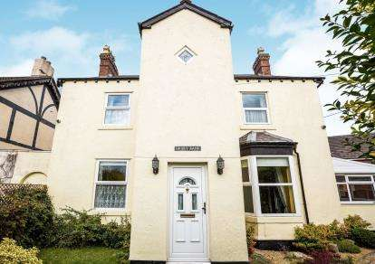 4 Bedrooms Detached House for sale in Bank Lane, Drury, Buckley, Flintshire, CH7