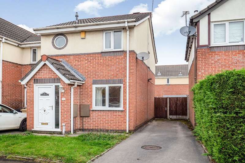 2 Bedrooms Semi Detached House for sale in Ringley Meadows, Manchester, M26