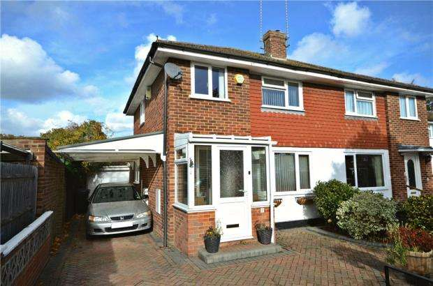 3 Bedrooms Semi Detached House for sale in Ainsdale Crescent, Reading, Berkshire