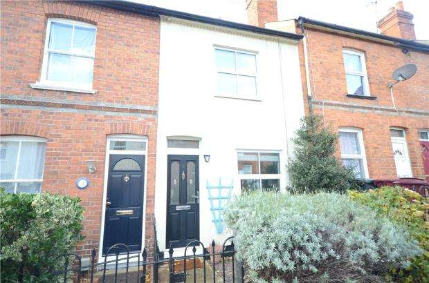 3 Bedrooms Terraced House for sale in Collis Street, Reading, Berkshire