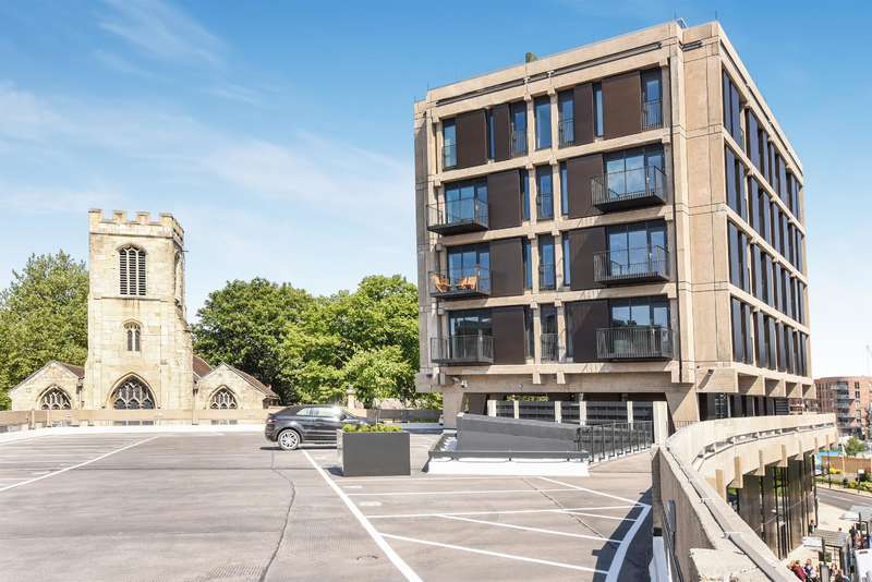 2 Bedrooms Apartment Flat for sale in 3B Stonebow House, The Stonebow, York, YO1 7NP