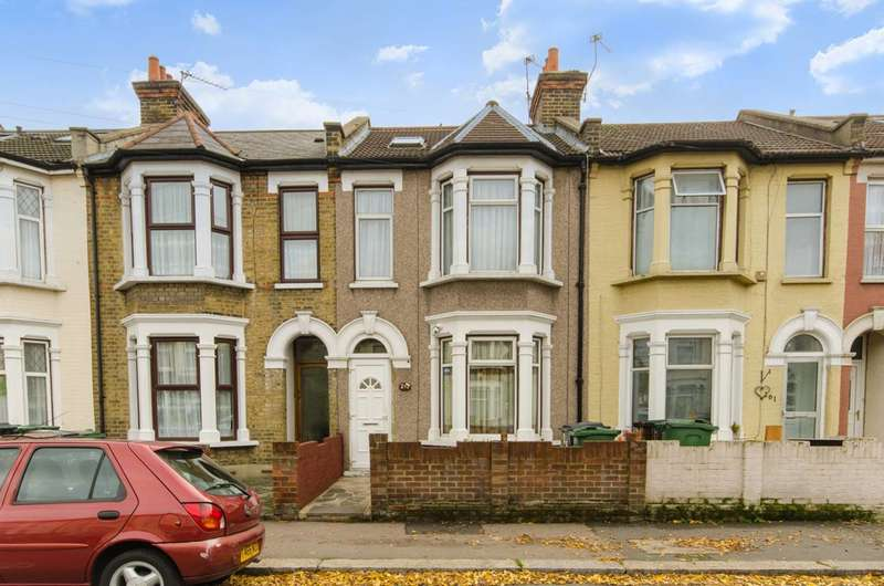 4 Bedrooms House for sale in Capworth Street, Leyton, E10