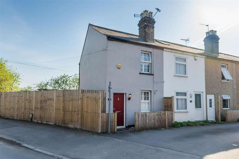 2 Bedrooms End Of Terrace House for sale in Mill Place, Datchet, Slough