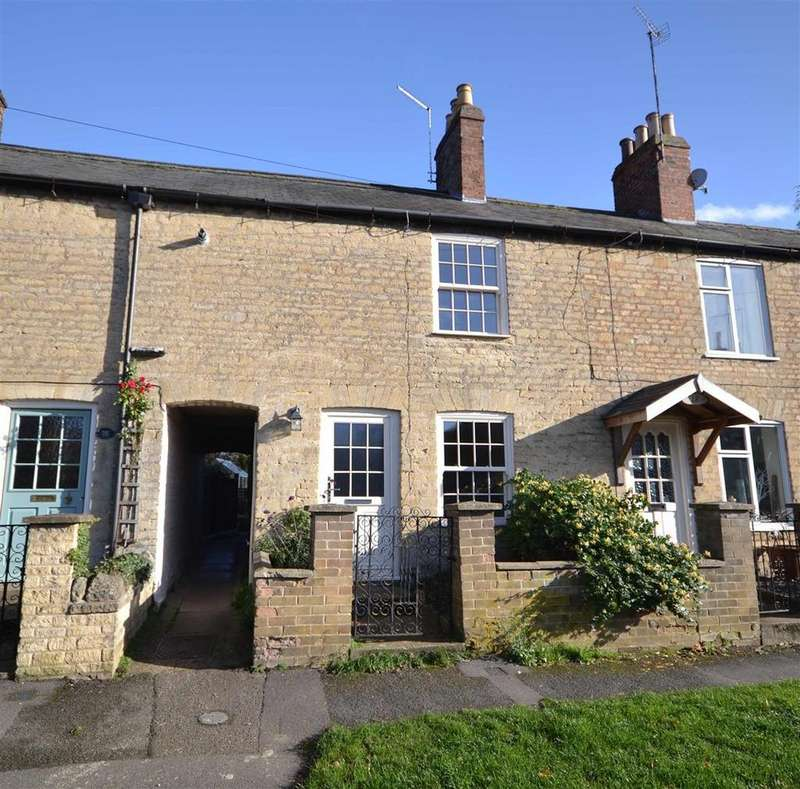 2 Bedrooms Cottage House for sale in Tallington Road, Bainton, Stamford