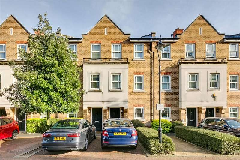 4 Bedrooms House for sale in Bader Way, London