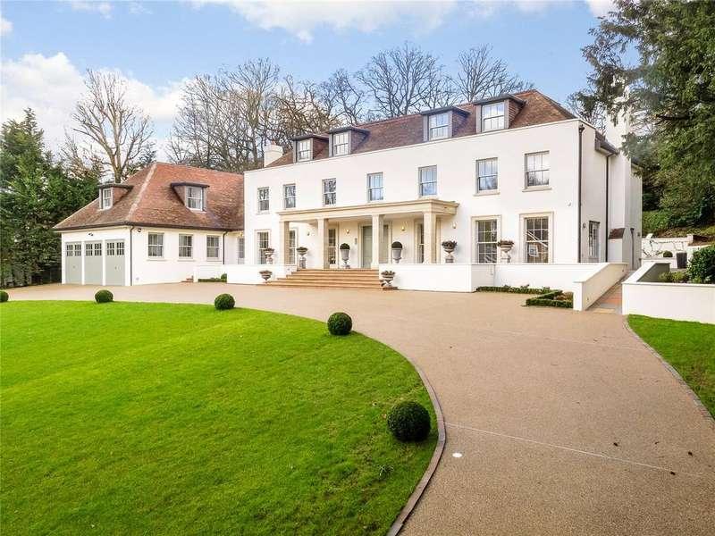 9 Bedrooms Detached House for sale in Camp Road, Gerrards Cross, Buckinghamshire