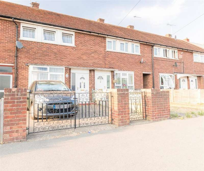 2 Bedrooms Terraced House for sale in Trelawney Avenue, Slough