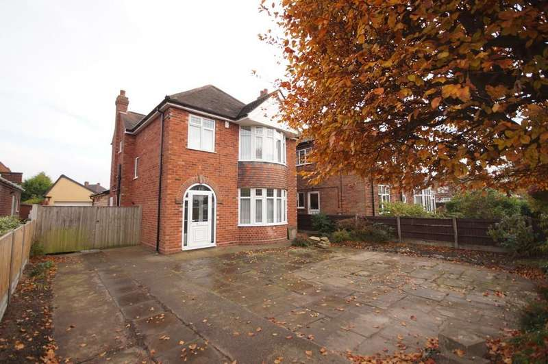 3 Bedrooms Detached House for sale in Boultham Park Road, Lincoln