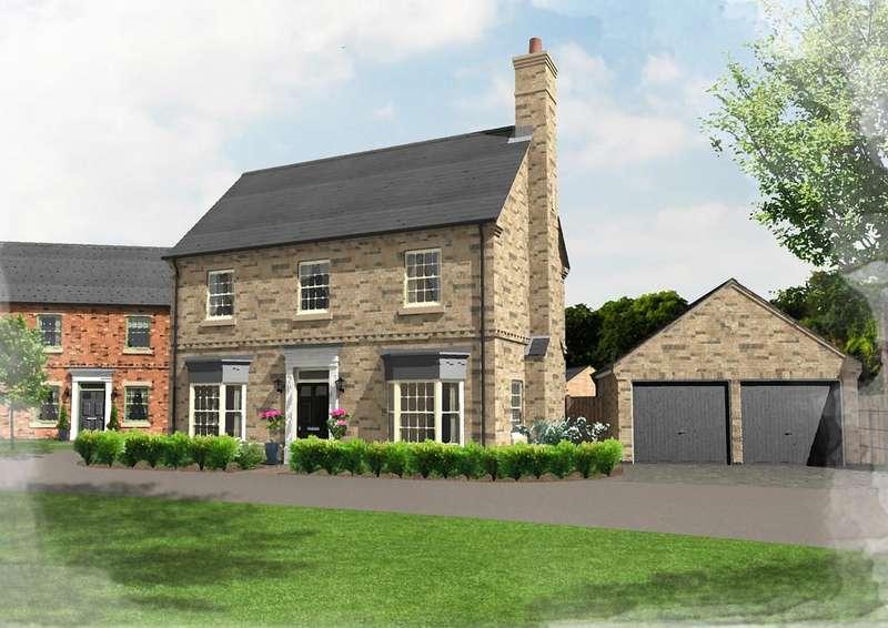 4 Bedrooms Detached House for sale in Plot 49, Brampton Park, Brampton