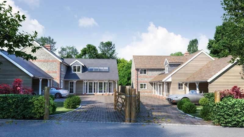 4 Bedrooms Detached House for sale in FOXHILLS ROAD, LYTCHETT MATRAVERS, POOLE