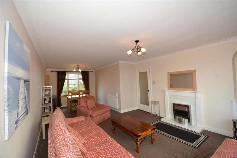 2 Bedrooms Flat for sale in 10 Overton Crescent, West Kilbride, KA23 9HG