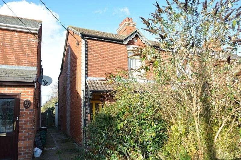2 Bedrooms Semi Detached House for sale in Vigo Road, Andover