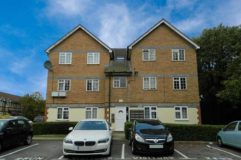 1 Bedroom Flat for sale in Bunting Court, London NW9