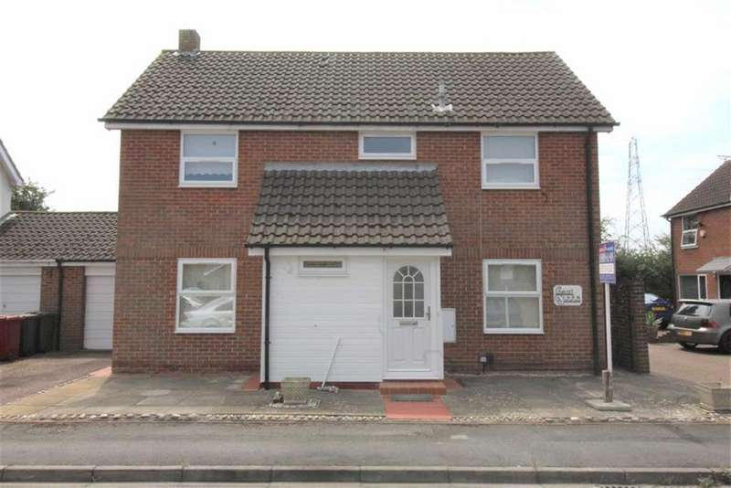 4 Bedrooms Detached House for sale in Rochford Gardens, Slough, Berkshire