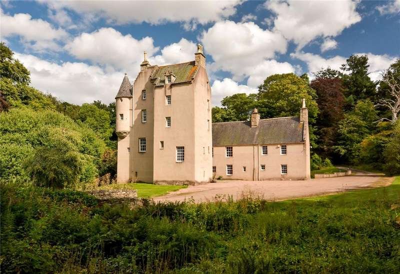 7 Bedrooms House for sale in Lickleyhead Castle, Premnay, Insch, Aberdeenshire, AB52