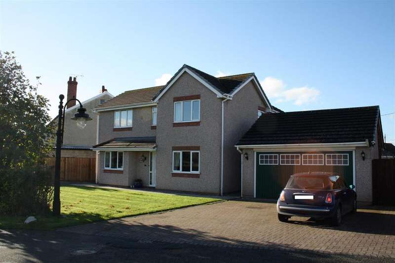 4 Bedrooms Detached House for sale in Glyn Circle, Kinmel Bay