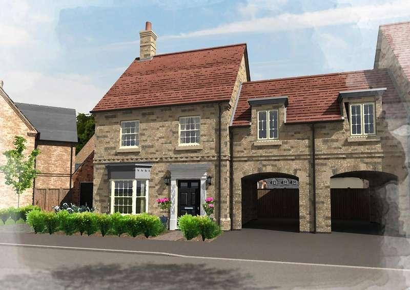 3 Bedrooms Semi Detached House for sale in Plot 41, Brampton Park, Huntingdon