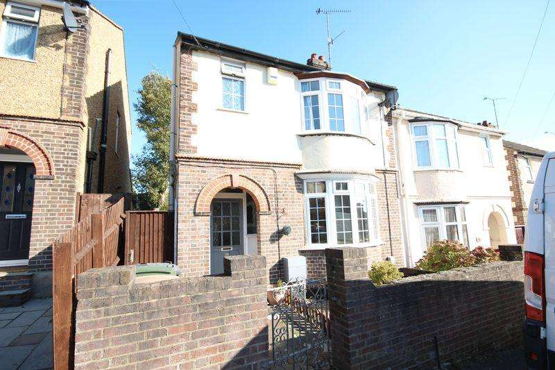 3 Bedrooms Semi Detached House for sale in Colin Road, Luton