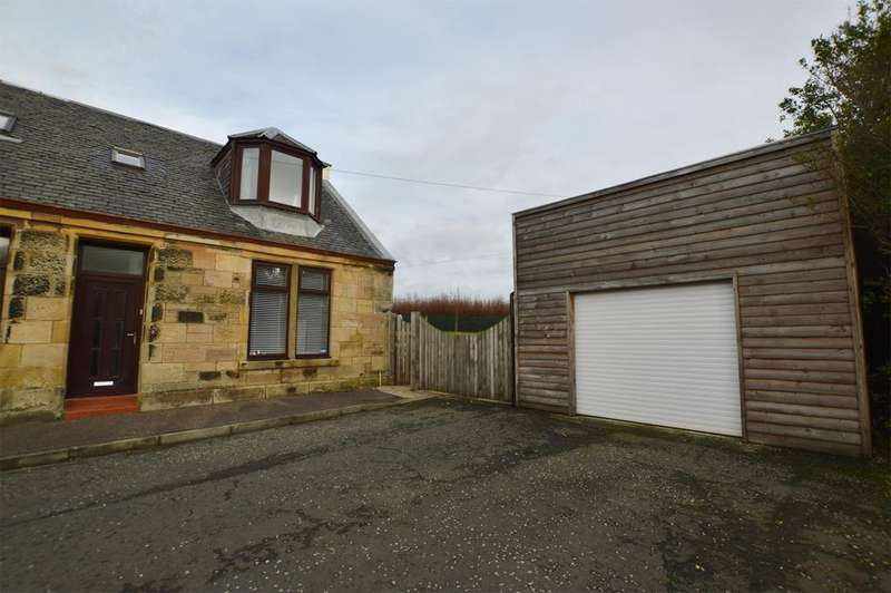 3 Bedrooms Cottage House for sale in 7 Park Road, ARDROSSAN, KA22 8JR
