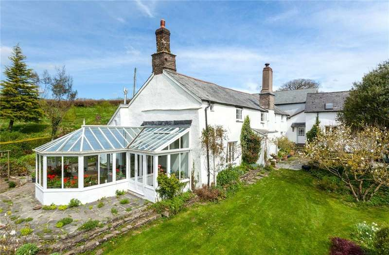 8 Bedrooms Detached House for sale in Brayford, Barnstaple, Devon