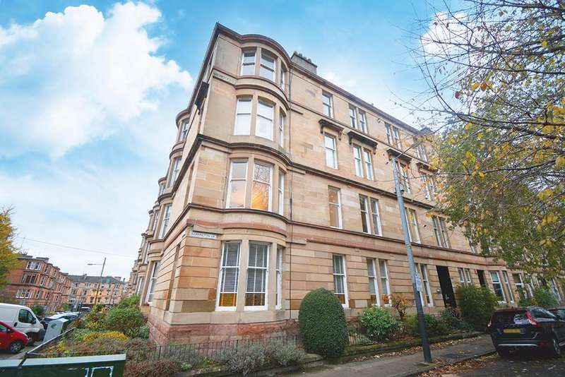 2 Bedrooms Flat for sale in 32 Barrington Drive, Woodlands, G4 9DT