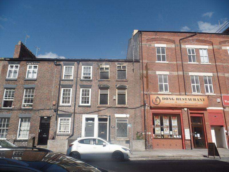 6 Bedrooms Terraced House for sale in 147 Duke Street, Liverpool