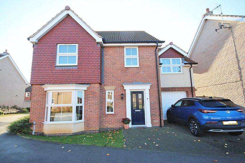 4 Bedrooms Detached House for sale in TEALBY CLOSE, IMMINGHAM