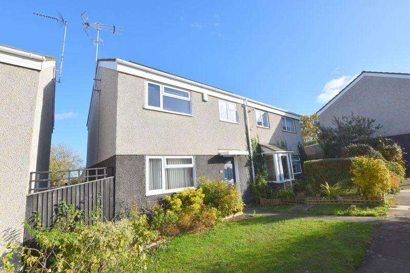 3 Bedrooms Semi Detached House for sale in Lodge Hall, Harlow