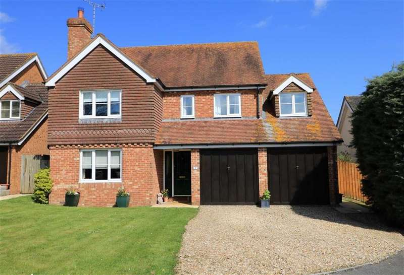 5 Bedrooms Detached House for sale in 7, St Michaels Close, Brinkworth