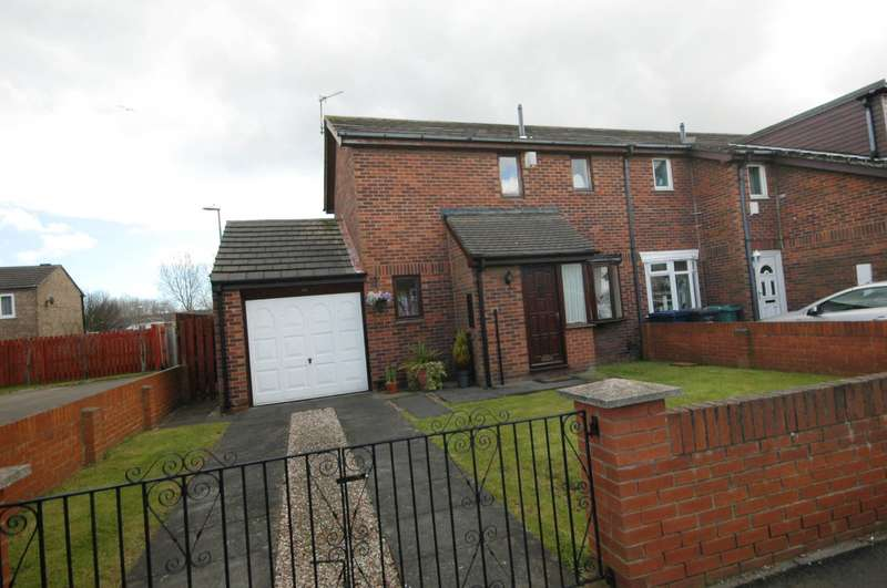 2 Bedrooms House for sale in Whitfield Villas, South Shields