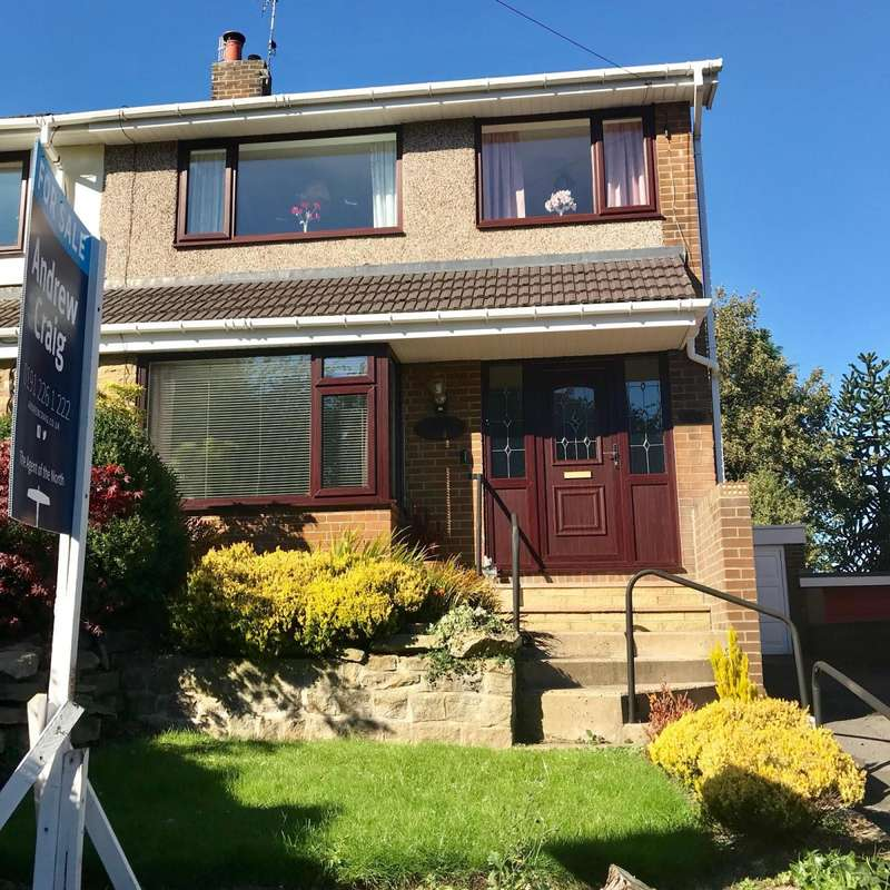 3 Bedrooms Semi Detached House for sale in Lochfield Gardens, Kibblesworth